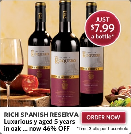 Rich Spanish Reserva