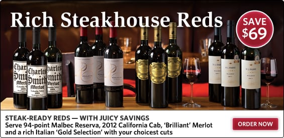 Steakhouse Reds