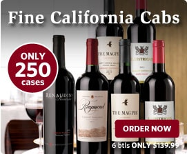 Fine California Cabs