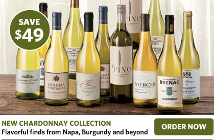 NEW Chardonnay Collection