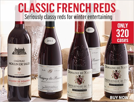 Classic French Reds