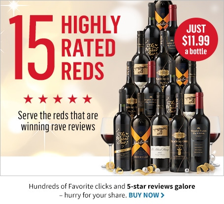 Favorite Holiday Reds 15