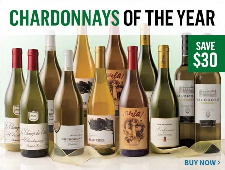 Chardonnays of the Year
