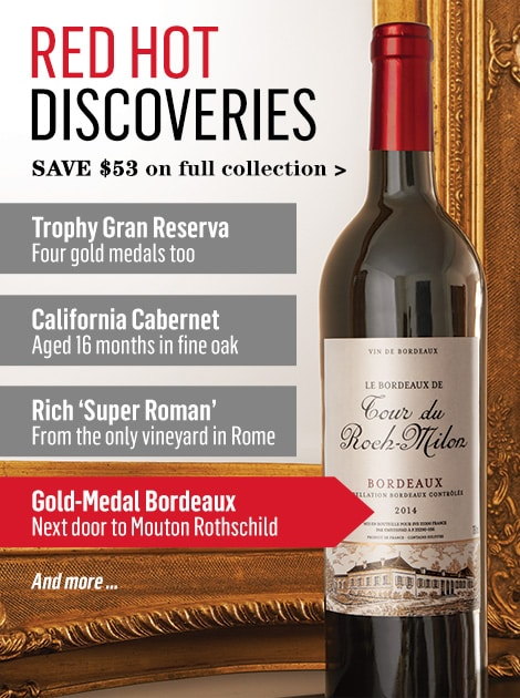 Red Hot Discoveries Collecton
