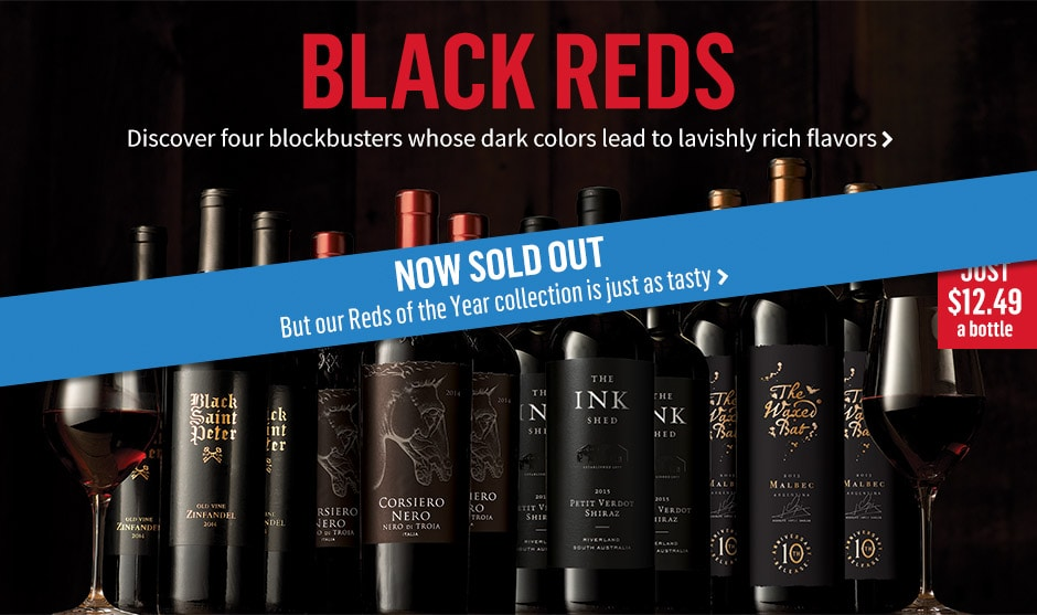 The Black Reds Collection