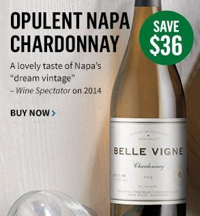 Belle Vigne Chardonnay 2014