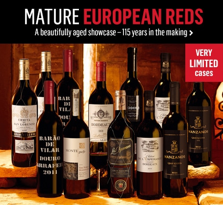 Mature Reds Collection