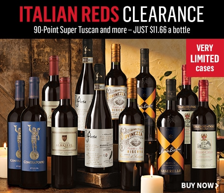 Italian Reds Clearance