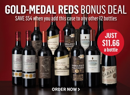 Gold-Medal Reds Add-On