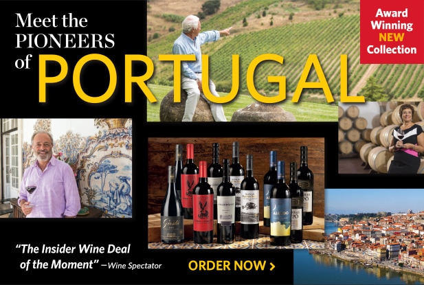 Acclaimed Portuguese Reds