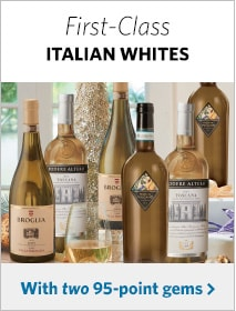 Premium Italian Whites Six