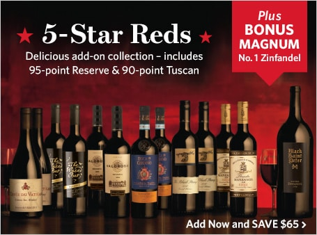 5-Star reds Add-on + Magnum