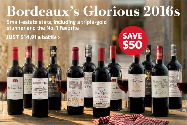Brilliant 2016 Bordeaux