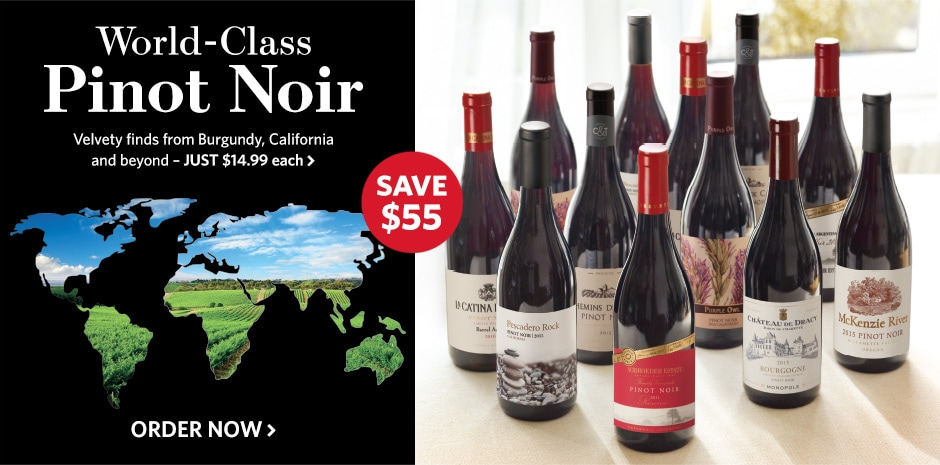 Interntaional Pinot Showcase