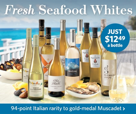 Seafood Whites Collection