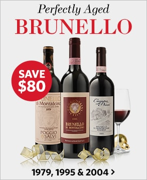 Mature Brunello Trio
