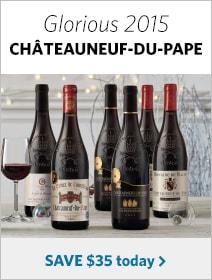 Bold 2015 Chateauneuf Six