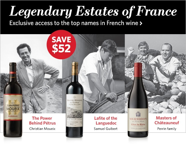 Great-Estate French Reds