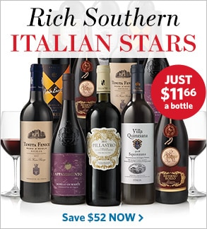 Rich Southern Italian Reds