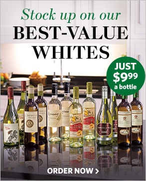 Great-Value Festive Whites
