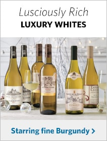 Lusciously Rich Whites Six