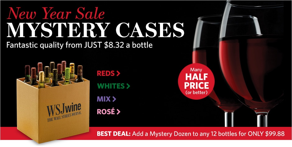 New Year Sale Mystery Cases