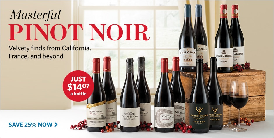 World Pinot Noir Stars