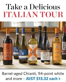 The Full Italian Taste Tour
