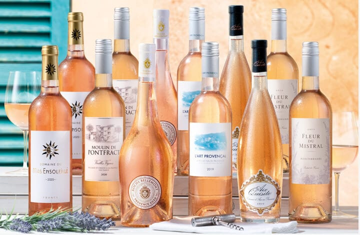All-Provençal Rosé Collection