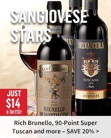 Sangiovese Stars Collection