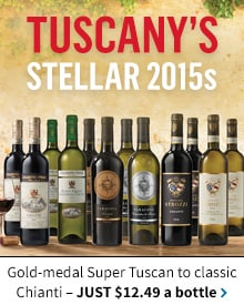 The Tuscany 2015 Collection