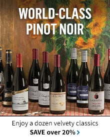 World Pinot Noir All-Stars