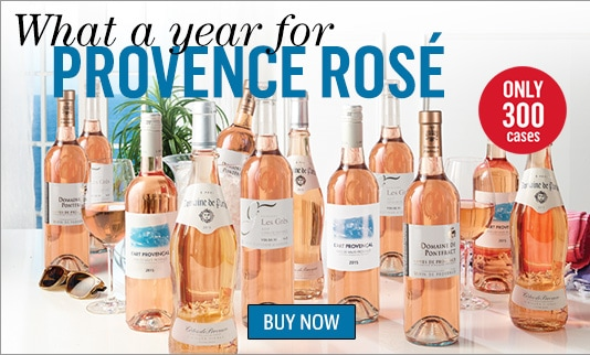 Provence Rosé 2015 Collection