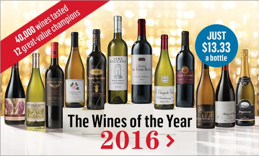 Wines of the Year 2016 Collection