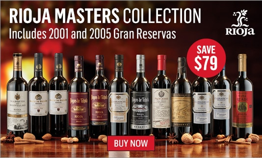 The Rioja Masters Collection