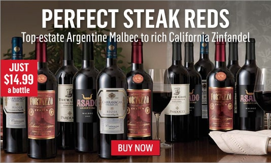 Prime Steakhouse Reds