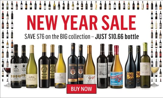 WSJwine 15-Bottle SALE Collection