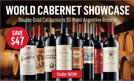 Cabernet Stars of the World