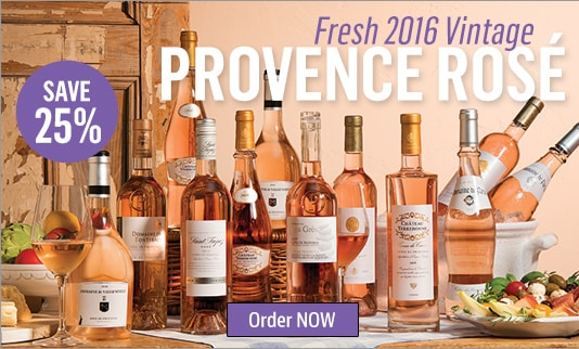 Provence Rosé Collection