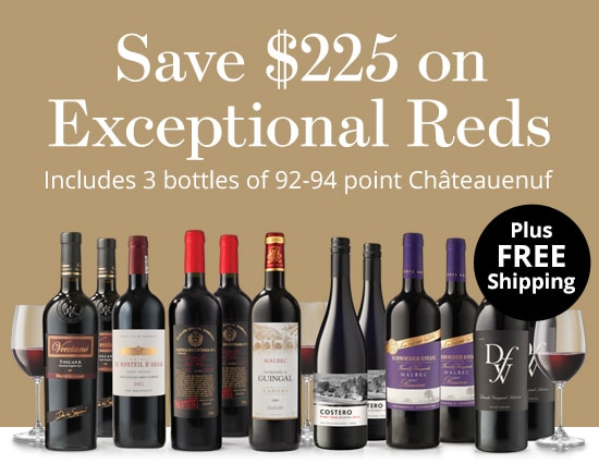 A Special Offer from WSJ Wine